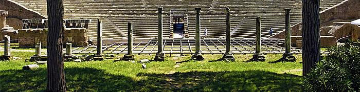 Ancient Ostia Rome Wheelchair Accessible