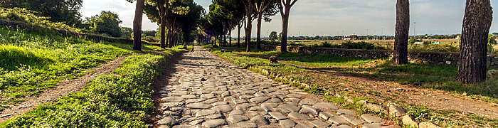Appian Way Rome Wheelchair Accessible