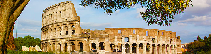 Colosseum Rome Wheelchair Accessible