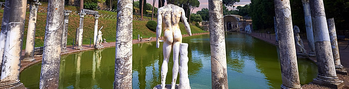 Hadrian Villa Rome Wheelchair Accessible