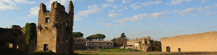 Villa of Maxentius Rome Wheelchair Accessible