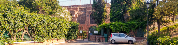Domus Aurea Rome Accessible Tours